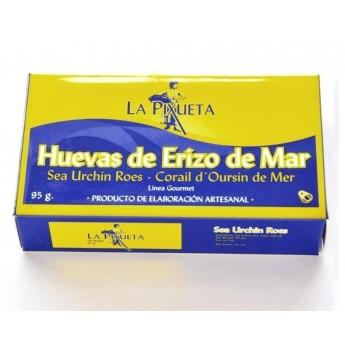 HUEVAS DE ERIZO DE MAR LA PIXUETA 95 GRS