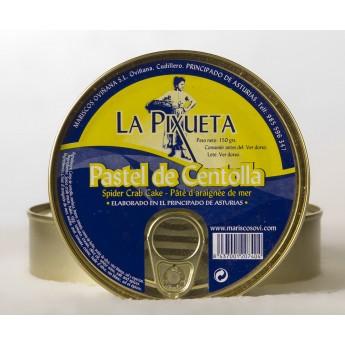 PASTEL DE CENTOLLA 150 GRS LA PIXUETA