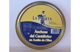 ANCHOAS DEL CANTÁBRICO 210 GRS PANDERTA LA PIXUETA