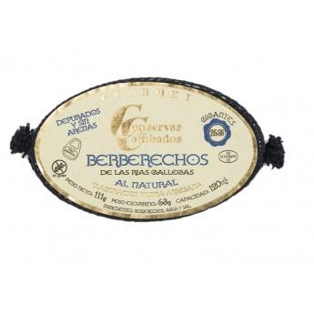 BERBERECHOS GIGANTES DE LAS RIAS GALLEGAS