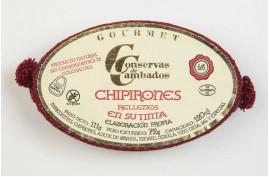 CHIPIRONES RELLENOS EN SU TINTA