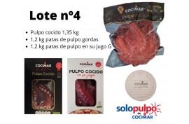 Lote Nº4 Surtido Pulpo