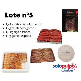 Lote Nº5 PREMIUM