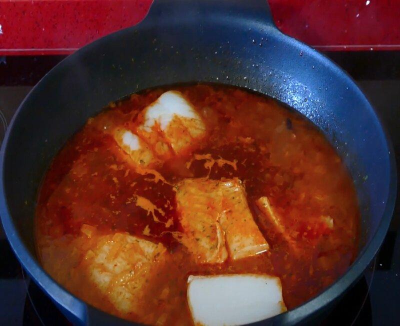 receta bacalao ajoarriero